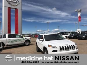 2014 Jeep Cherokee Limited Loaded Nav Leather