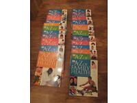 A - Z of family Health - 26 volumes 2005 Dorling Kindersley