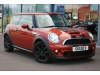 2011 MINI HATCHBACK 1.6 Cooper S LEATHER, XENONS, DAB and 16andquot; ALLOYS