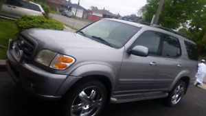 2003 toyota sequoia for sale