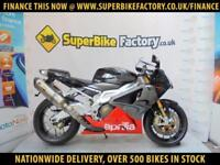 2008 58 APRILIA RSV1000