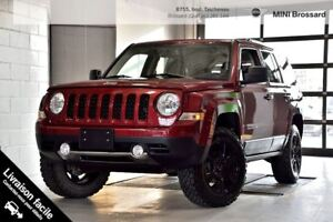 2016 Jeep Patriot HIGH ALTITUDE + KIT HORS ROUTE