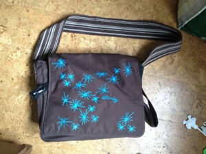 Execellent condition lassig diaper bag