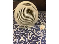 2KW UPRIGHT FAN HEATER in Excellent condition