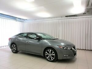 2017 Nissan Maxima 3.5SV LEATHER & NAVIGATION!! WHAT A CAR!! BOO