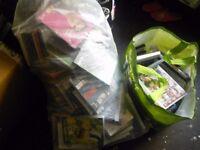 Lots job lot 160 dvds sack full and a Aldi bag full all kinds Bargain pick up asap