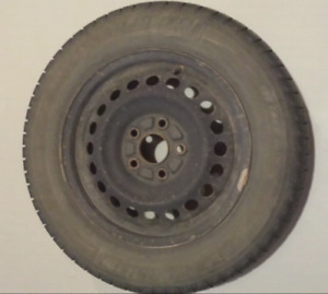 Rims and tires 195/65/R15