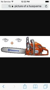 New & Used Chainsaw parts for many makes n models!