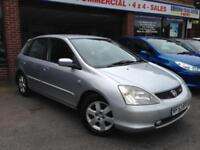 2003 HONDA CIVIC 2.0 i VTEC Type S