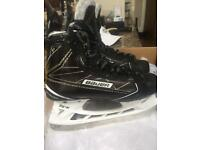 Bauer Supreme 1S Jr Ice Hockey Skates - size 4