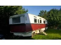 Showmans Home Caravan