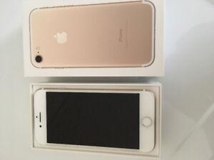 iphone 7 32g déverouillé et garantie