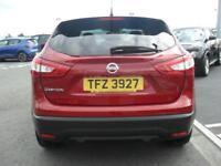 Nissan Qashqai ACENTA PREMIUM DIG-T (red) 2014-06-16