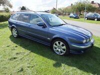 2005 (05) Jaguar X-Type SE D 2.0L Estate Good Condition Drives Well