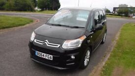 CITROEN C3 PICASSO 1.6 PICASSO VTR PLUS HDI,(64)Plate,Alloys,Air Con,Cruise Control,1 Owner,Tidy