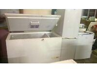 freezers & fridges