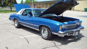 1975 Chevy Monte Carlo with Crate 383 Stroker