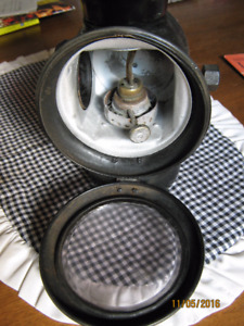 Pre 1919 Ford Model T car lamps