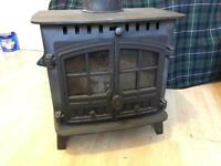 Hunter Stove multi fuel