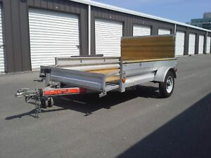 5x9 landscaping trailer