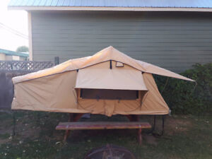 Roof Top Tent new out of the box