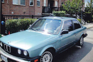 1984 BMW325e grate conditions call 6479553091