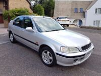 HONDA CIVIC 1.4I SPORT,MOT,FULL SERVICE HISTORY,CAMBELT REPLACED,1 OWNER,EXELLENT CONDITION