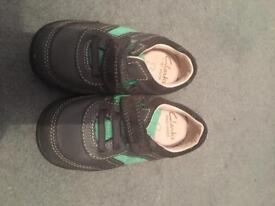 Clarks walker shoes 4F - excellent condition