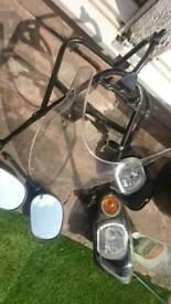 Yamaha tzr spares
