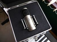 Brauner Phanthera - large diaphragm microphone / Perfect condition / RRP 1225 £