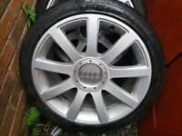 Audi rs4 b5 alloys