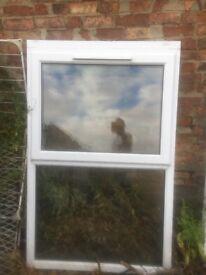 PVC windows and frame