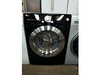 Black LG A+++ Class 8/4 kg Spin 1400 Washer Dryer For Sale £300