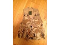 Army military multi Pocket camouflage vest