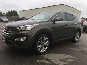 2013 Hyundai Santa Fe Sport Premium Leather