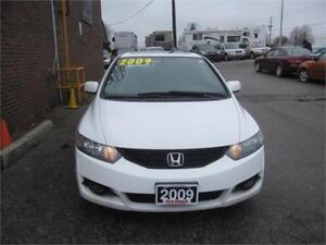 2009 Honda Civic Cpe EX-L-NEW PRICE!!!!!!!