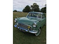 Beautiful 1960 Ford Consul available for weddings Wedding Car