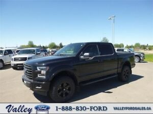 NO ORDINARY F-150 XLT!!! LOOK AT THIS!!!  2017 Ford F-150 XLT
