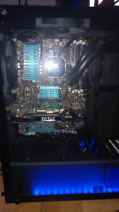 AMD FX 8350 + ASUS MOBA +16GB 1600MHZ $230