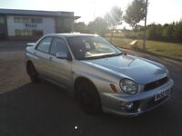 2003 Subaru Impreza 2.0 GX