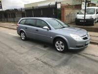 2006/06 Vauxhall Vectra 1.8i VVT ( 140ps ) Life 5dr Estate P/X £1995