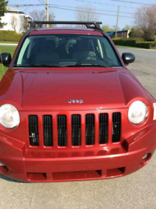 Jeep Compass 2007 super propre!!