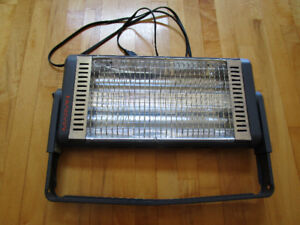 Overhead Electric Heater. good for garage