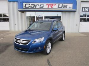 2009 Volkswagen Tiguan HIGHLINE AWD NAV, CAMERA ONLY 87K!