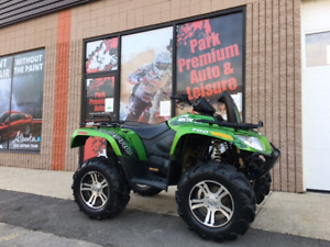 2012 Arctic Cat MUD PRO 700cc, 4x4, low kms only $79 Bi-Weekly!!