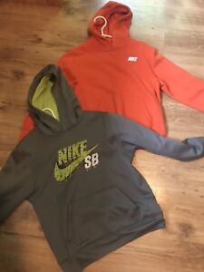 Nike Hoodies Youth size M & L(10-12)