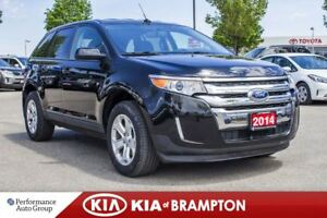 2014 Ford Edge SEL|PARKING SENSOR|BLUETOOTH|HEATED SEATS|SAT RDI
