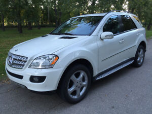 Excellent 2008 Mercedes-Benz M-Class SUV, Crossover
