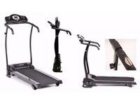 Confidence GTR Power Pro Folding Motorised Electric Treadmill