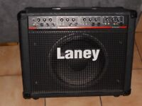 laney linebacker kb80 keyboard amp in excellent working condition